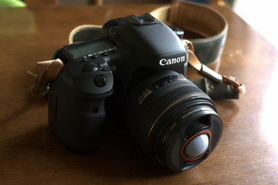 Canon Eos7D + SIGMA 30mm F1.4 EX DC HSM