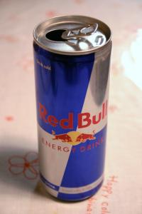 レッドブル空き缶