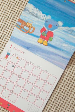 ペネロペ2007カレンダー