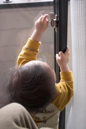 颯太と窓の鍵