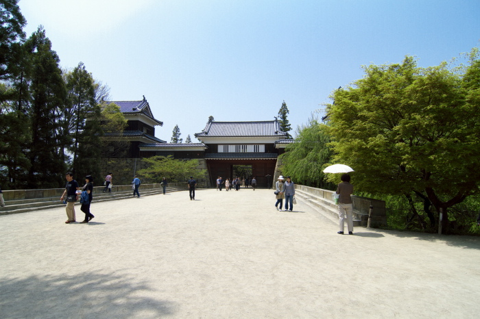 上田城・東虎口櫓門