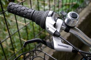... - Shimano DeoreXT ブレーキレバー