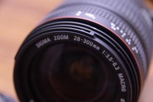 SIGMA 28-300mm F3.5-6.3 MACRO